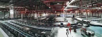 piste indoor de karting